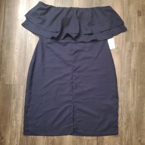 (3/$25) NWT Strapless Dress
